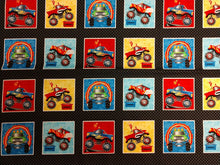 Load image into Gallery viewer, Monster Trucks squares panel