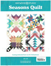 Load image into Gallery viewer, Kimberbell Seasons Quilt Kit