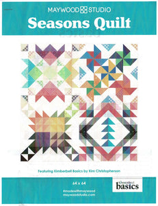 Kimberbell Seasons Quilt Kit