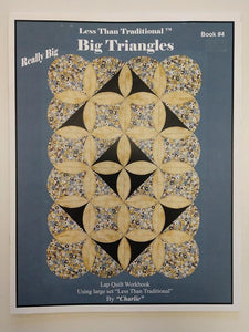 Less Than Traditional Big  Triangles Book, #4