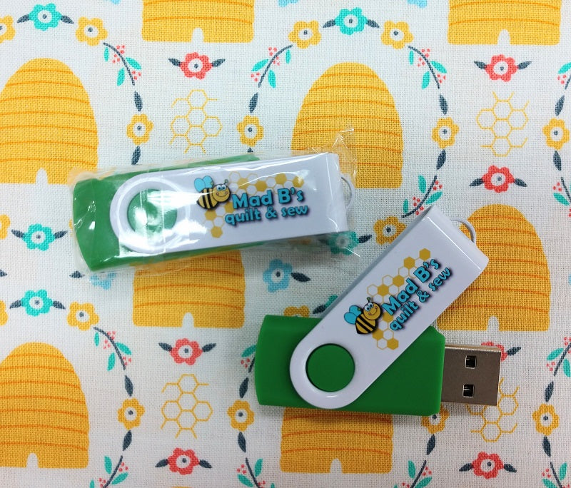 Mad B's USB Stick
