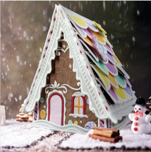 Scissortail Stitches - Freestanding Sugar Chalet