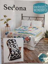 Load image into Gallery viewer, Sew Kind of Wonderful - Sedona (QCR) Pattern