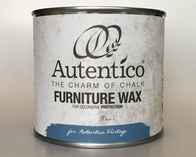 Autentico Clear Wax 500ml