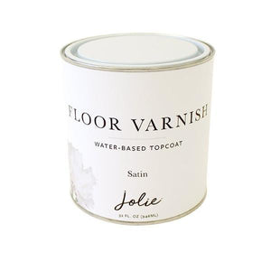 Jolie Satin Floor Varnish
