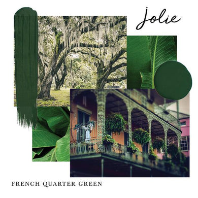 Jolie Paint - French Quarter Green