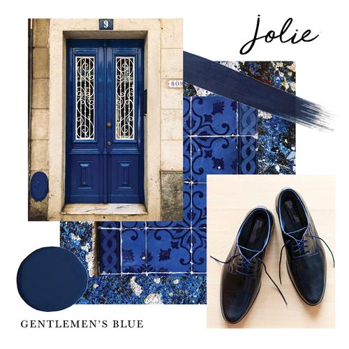 Jolie Paint - Gentlemen's Blue