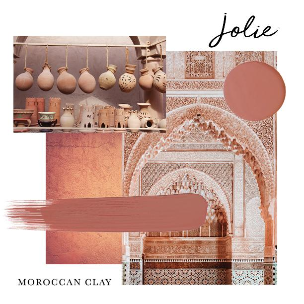 Jolie Paint - Moroccan Clay