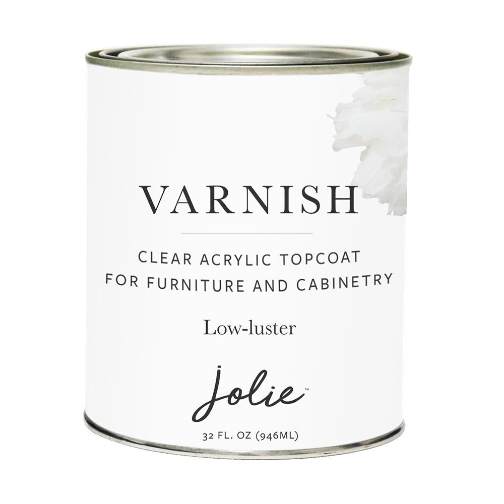 Jolie Varnish Low Luster - Quart