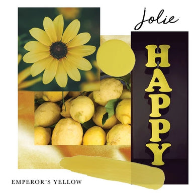 Jolie Paint - Emperor's Yellow