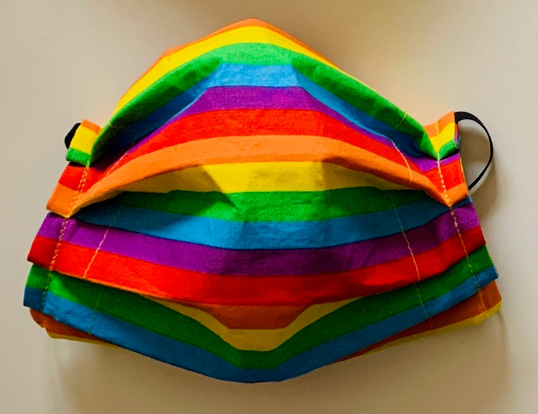 Face Mask - Rainbow Pride