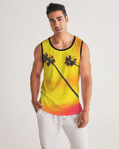 O.C Palm Herren Sports Tank