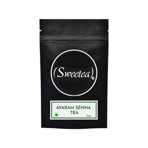 Avaram senna flower tea