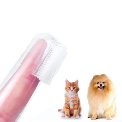 petsaddict.fr Brosse à dents - FingerBross™