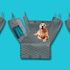petsaddict.fr Protection siège voiture - DogCarCover™