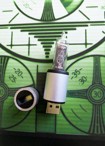 USB 2.1 Nixie Tube FLASH (32GB)