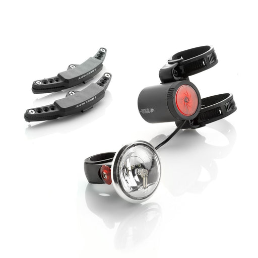 Reelight SL521 Battery Free Front Bike Light / ReePower™ Flash Handlebars