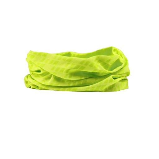 GripGrab Multifunctional Neck Warmer Fluo Yellow Color