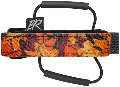 Backcountry Research Mutherload Frame Mount Strap - Orange Black Camo