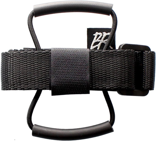 Backcountry Research Race Strap with Overlock MTB Saddle Mount - Black