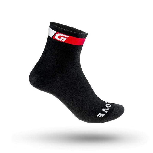 GripGrab Classic Regular Cut Sock Black