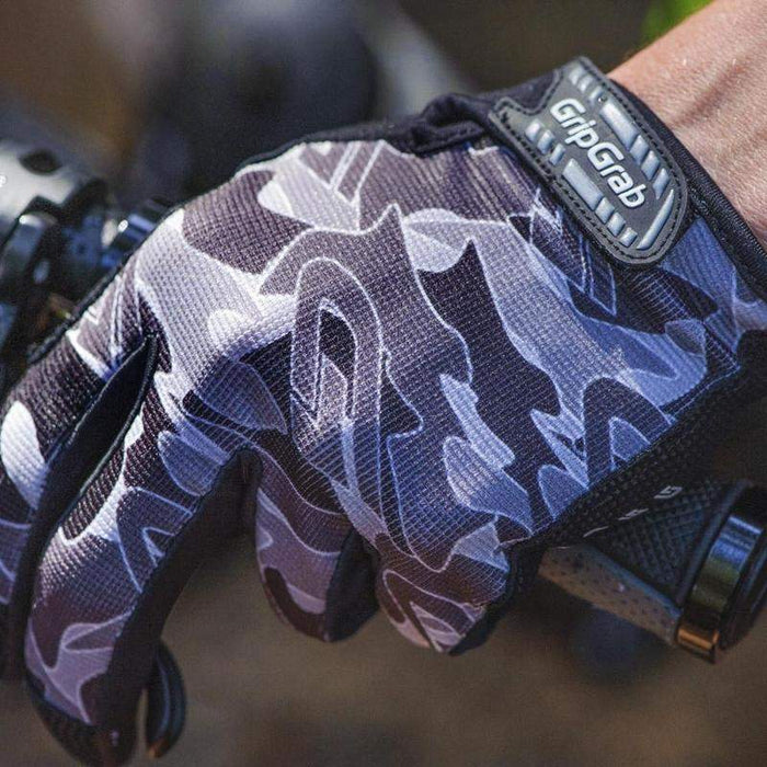 Rebel Rugged Full Finger MTB/BMX Glove