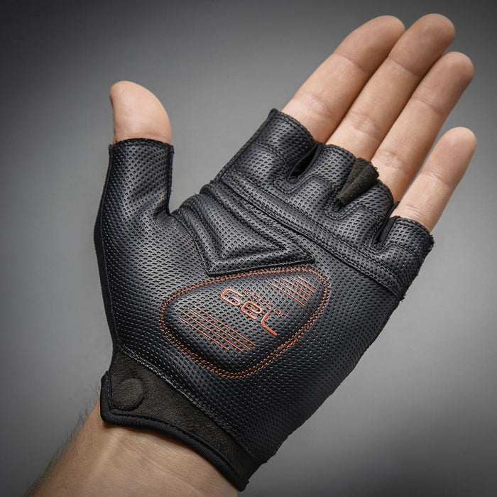 ProGel Padded Short Finger Glove Palm