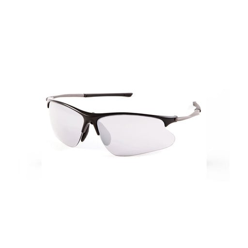 JetBlack Svelto Photochromic Cycling Glasses Black / Grey Lens