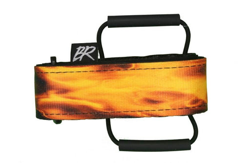 Backcountry Research Mutherload Magnum Frame Mount Strap - Hot Rod Flames