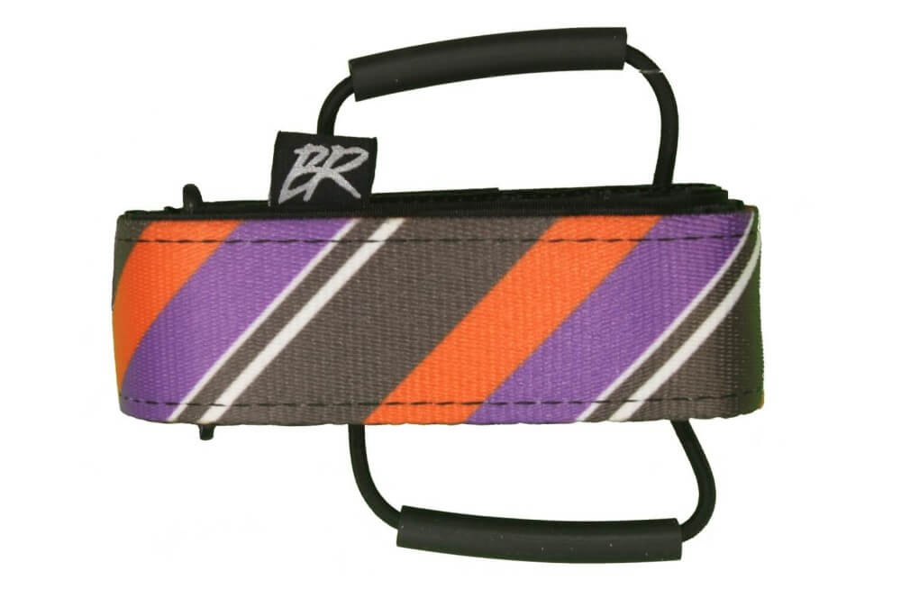 Backcountry Research Mutherload Magnum Frame Mount Strap - Purple Stripe