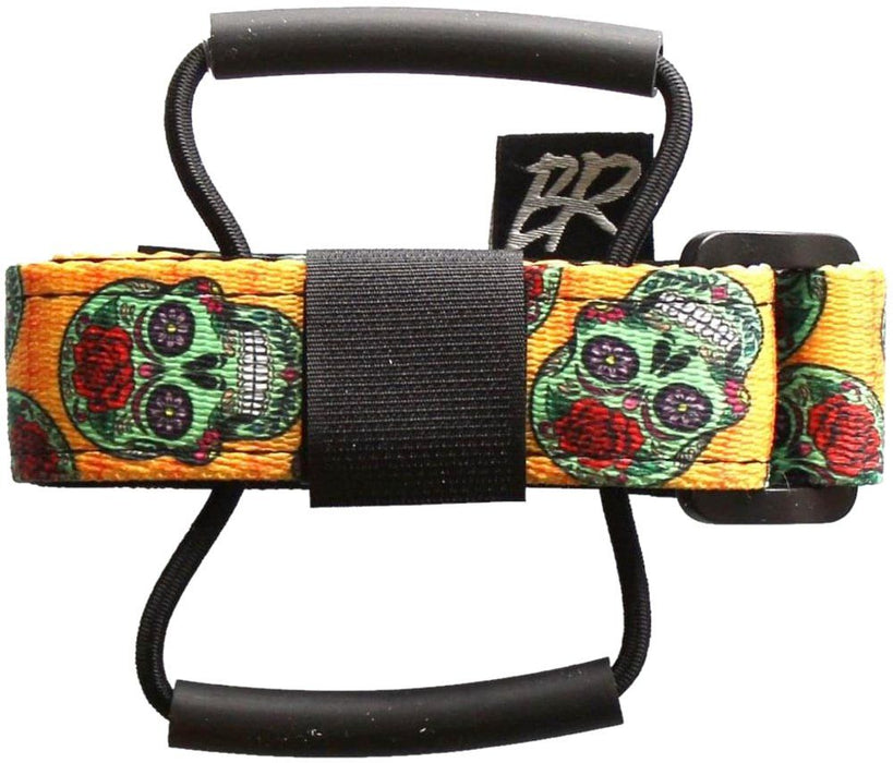 Backcountry Research Race Strap with Overlock MTB Saddle Mount - Los Muertos