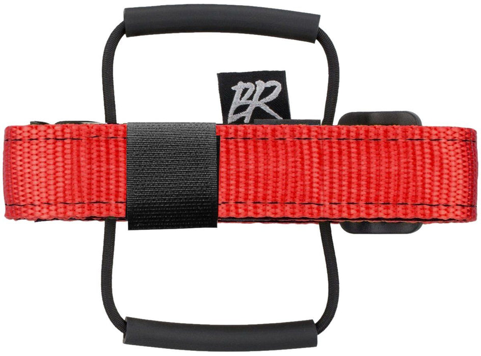 Backcountry Research Race Strap with Overlock MTB Saddle Mount - Red