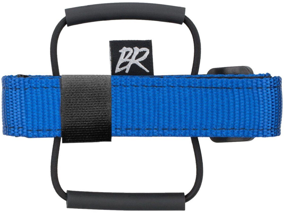 Backcountry Research Race Strap with Overlock MTB Saddle Mount - Royal Blue