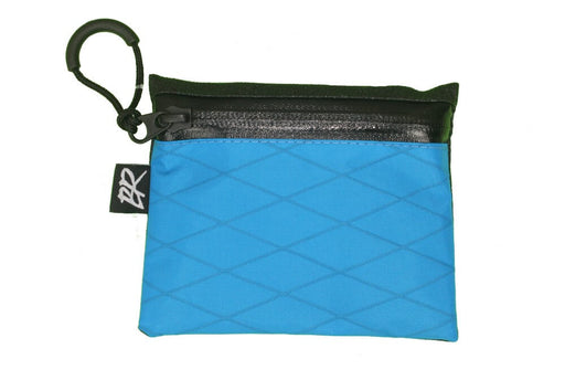 Backcountry Research Tulbag Cycling Storage Wallet - Blue