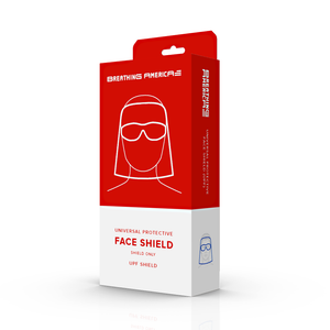 UPF SHIELD (face shield only)