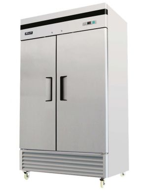 Migali 2 Door Reach-In Freezer