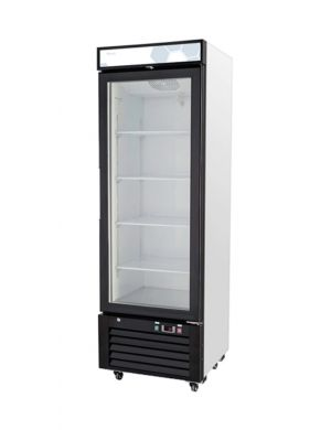 Migali 12 cu/ft Glass Door Merchandiser Refrigerator