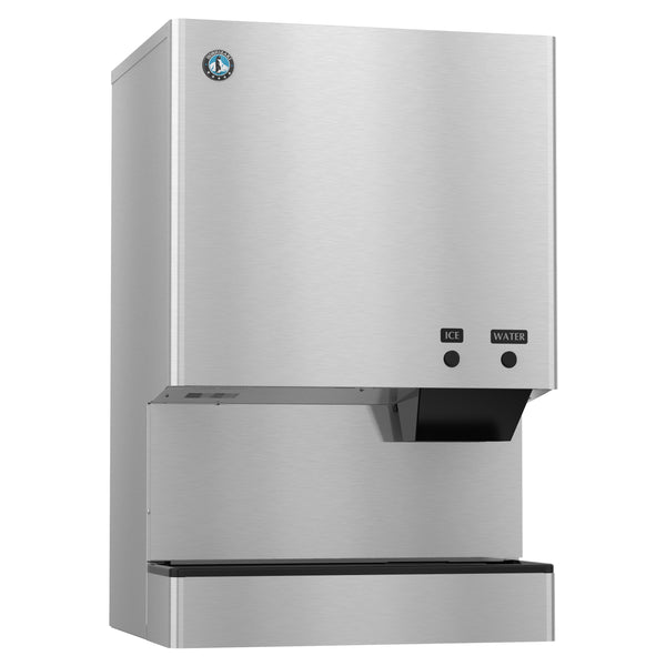 Hoshizaki Cubelet Icemaker Water-cooled Built in Storage Bin