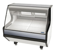 Pro-Kold Remote Curved Glass Meat Case