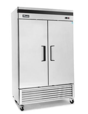 Migali 2 Door Reach-In Refrigerator