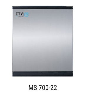 ITV Modular 700 Pound Ice Machine
