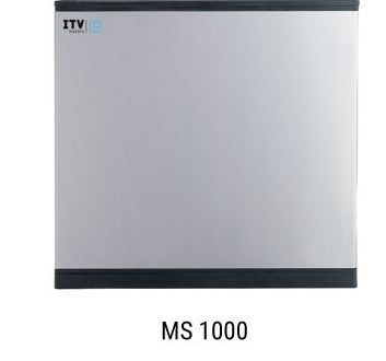ITV 1000 Pound Modular Ice Machine