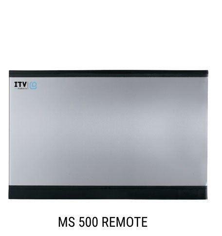 ITV Remote 500 Pound Ice Machine