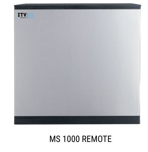 ITV 1000 Pound Remote Ice Machine