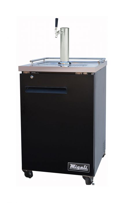 Migali 23″ Direct Draw Beer Dispenser