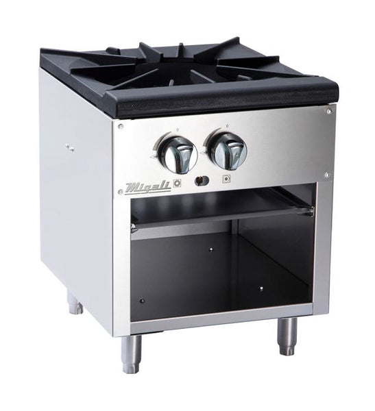 Migali 1 Burner Stock Pot Stove
