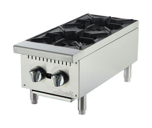 Migali 2 Burner Hot Plate