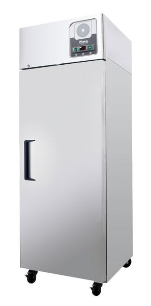 Migali Scientific Solid Door Upright Refrigerator