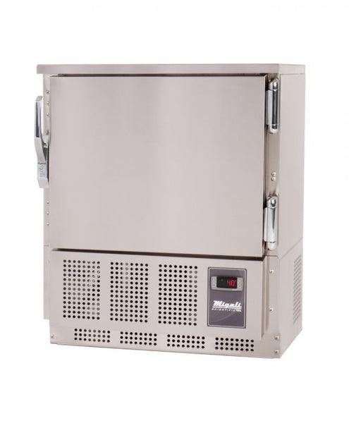 Migali Scientific Solid Door Under-Counter Refrigerator