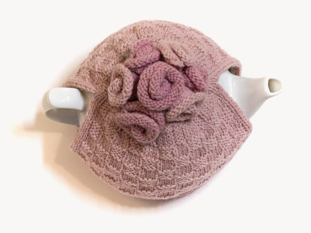 Basketweave Tea Cosy